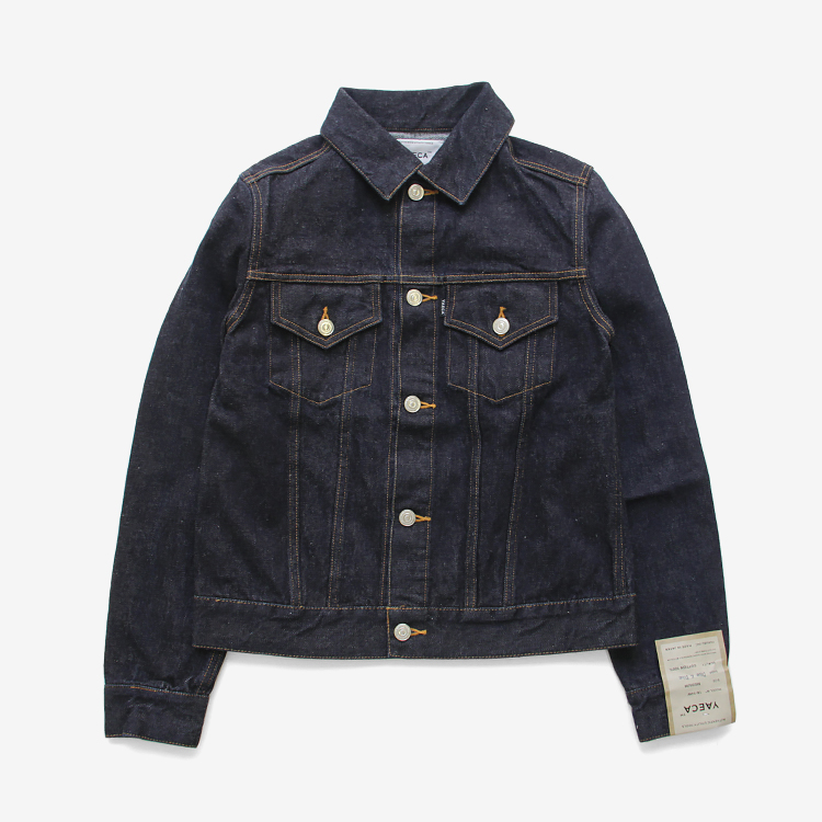 YAECA(WOMEN) / DENIM JACKET(16-14W)