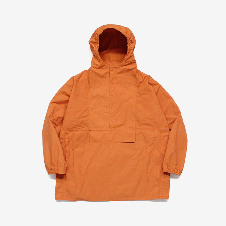 YAECA(MEN) / ANORAK / ORANGE