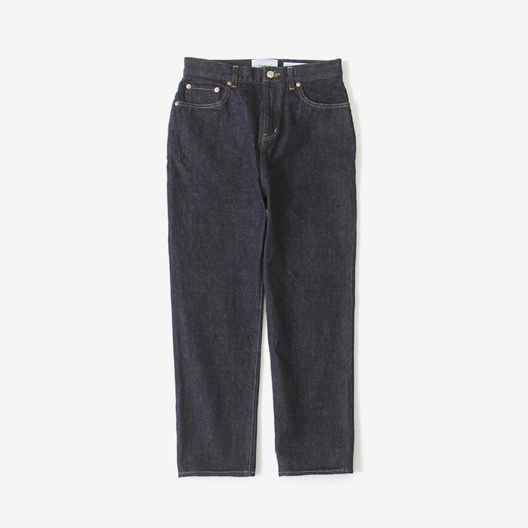 YAECA(WOMEN) / SLIM DENIM(17-14W) / INDIGO
