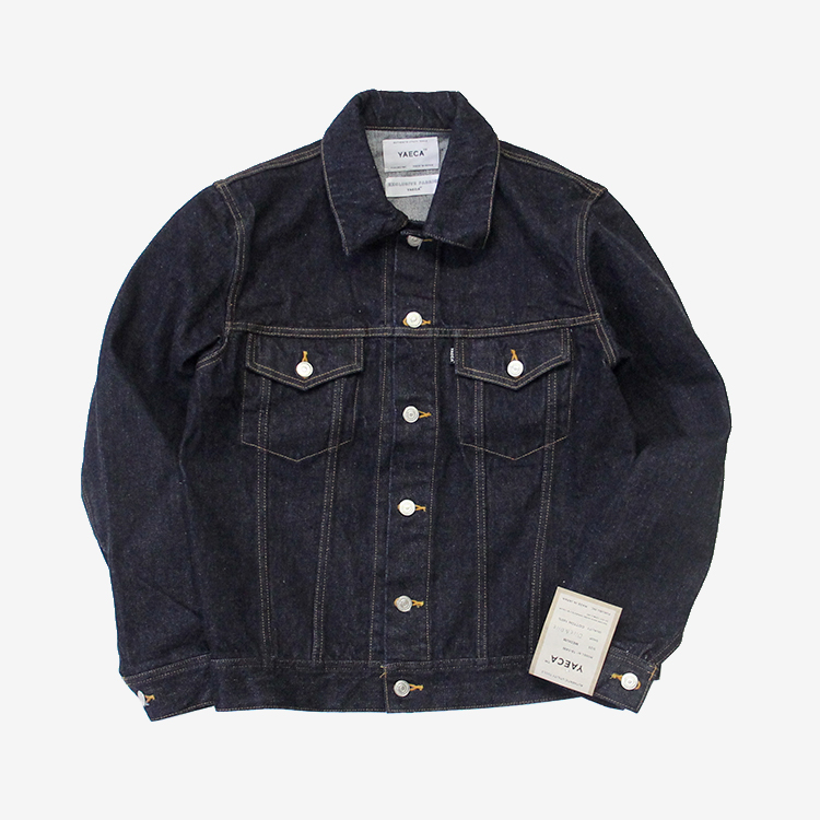 YAECA(MEN) / DENIM JACKET(18-14W)