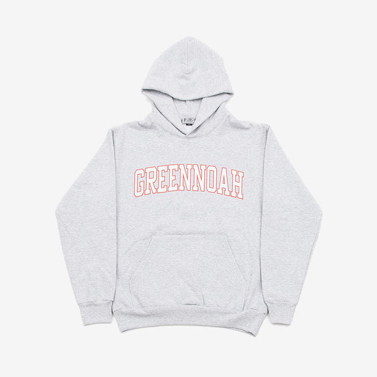 BAL / Greennoah Hoodies /  GREY