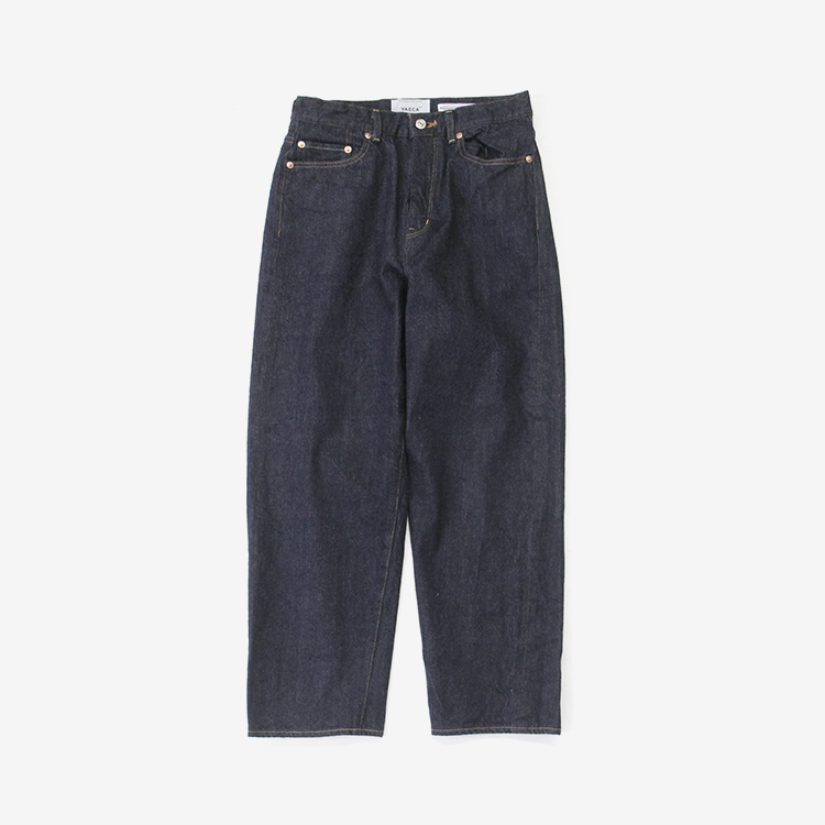 YAECA(MEN) / WIDE STRAIGHT DENIM(13-13W)