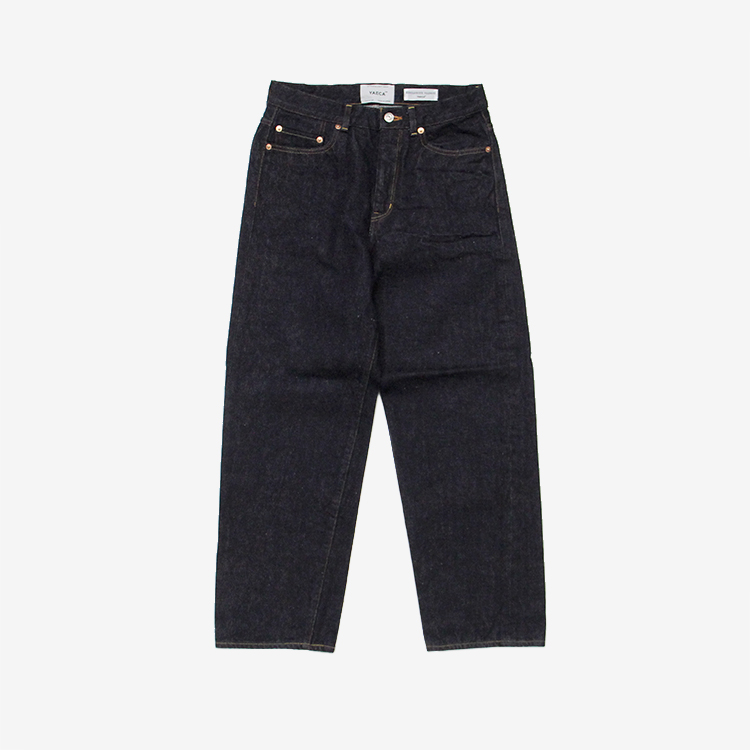 YAECA(MEN) / WIDE STRAIGHT DENIM(13-14W)