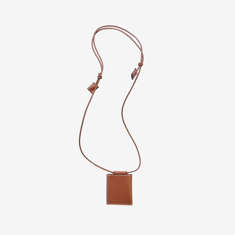 ITTI / HERRIE PODS NECKLACE - CARIB / BROWN