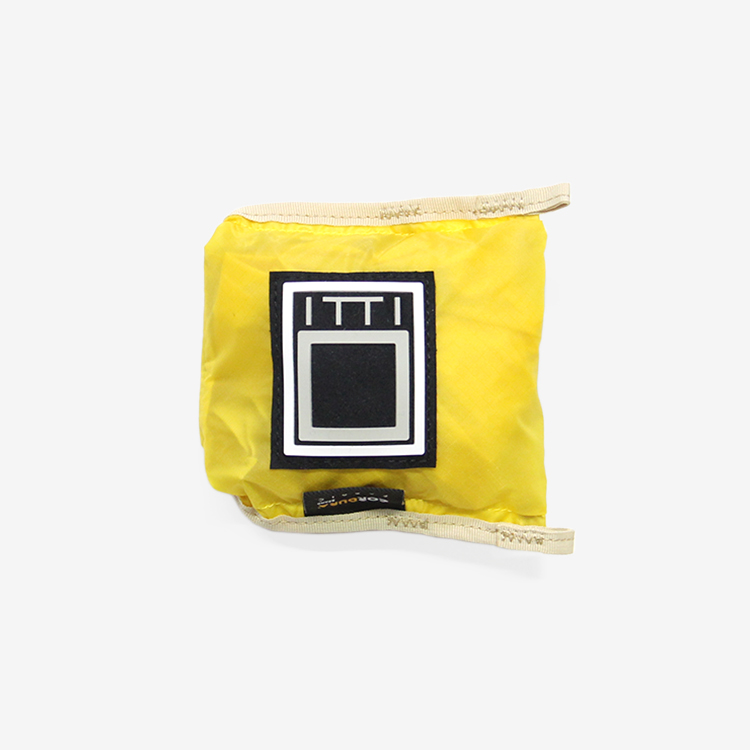 ITTI / ANNIE REGISTER PACKABLE S / YELLOW