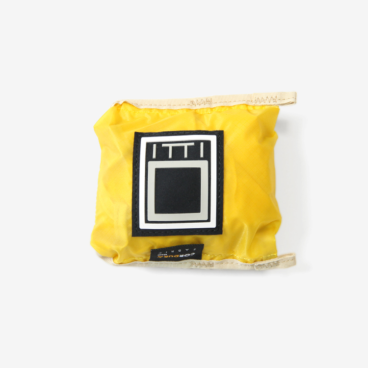 ITTI / ANNIE REGISTER PACKABLE M / YELLOW