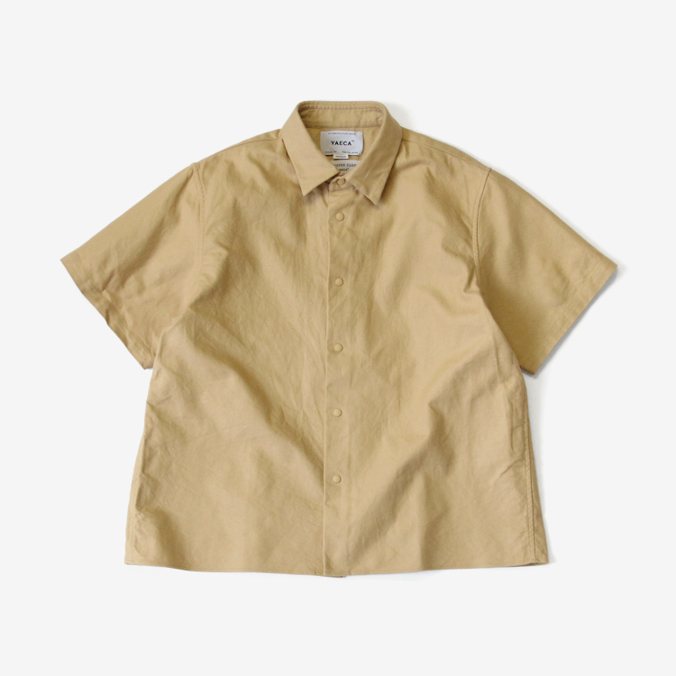 RELAX SQUARE - S/S COMFORT SHIRT