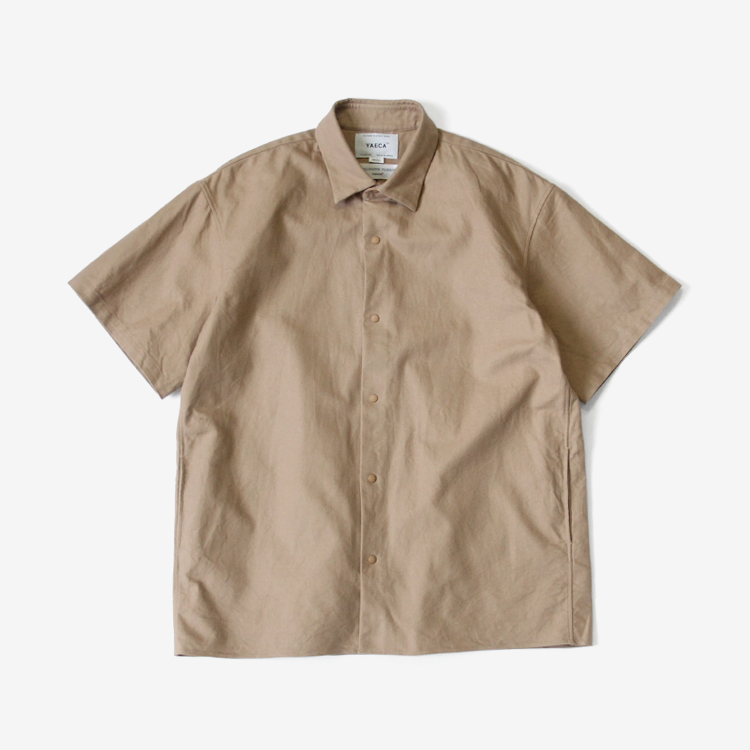 WIDE SQUARE - S/S COMFORT SHIRT